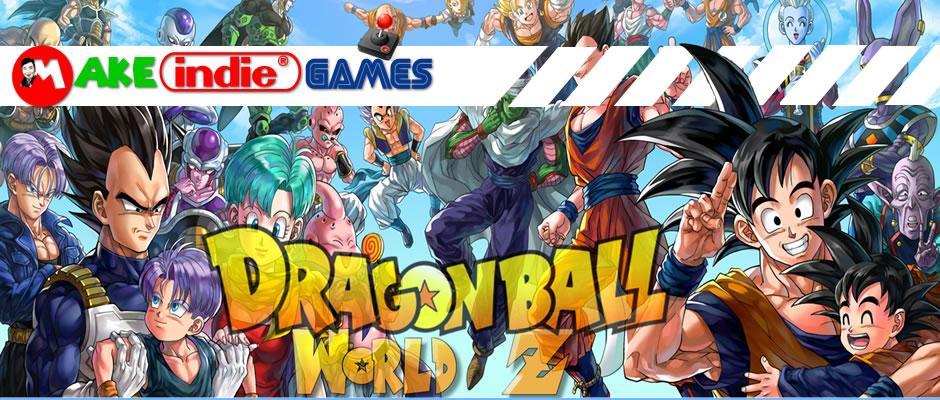 Dragon Ball World Z novo game de navegador que vem conquistando o publico jovem brasileiro