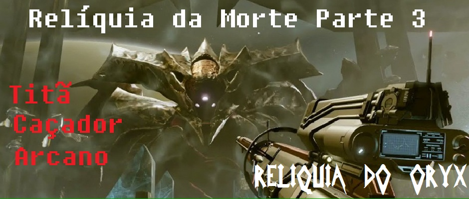 Relíquia do Oryx
