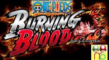 Burning Blood no jogo do One Piece