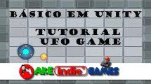 Desenvolvendo o jogo UFO Game na Unity 3D