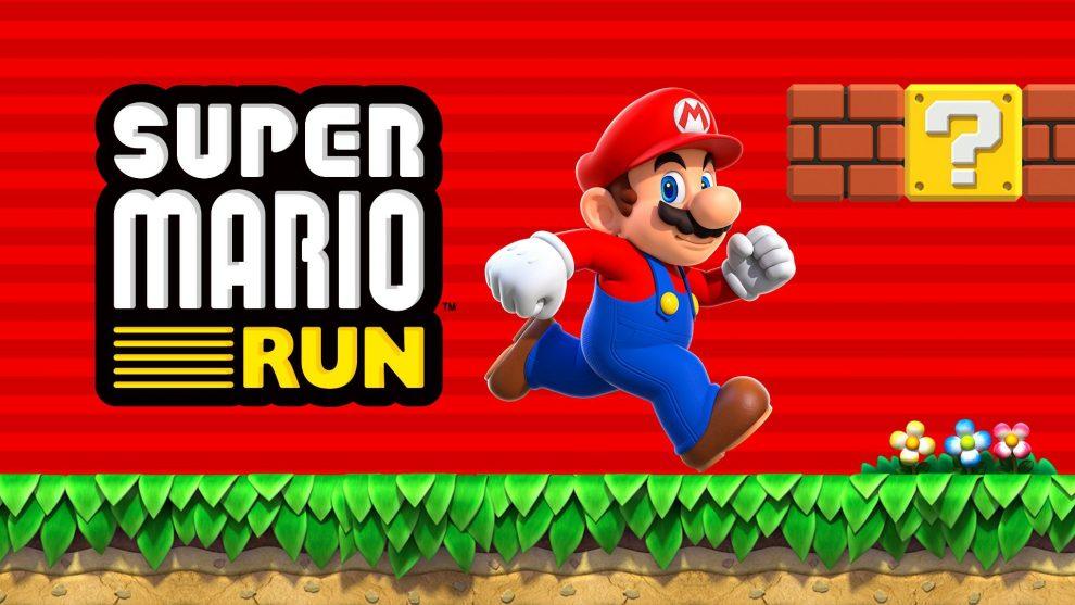 Nintendo está tentando tornar o jogo Super Mario Run tão popular como Pokemon Go