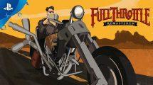 Full Throttle Remastered disponível para PS4 e PS Vita
