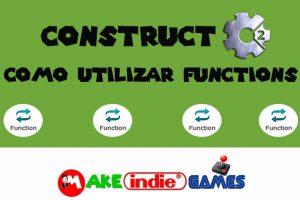 Como utilizar functions no Construct 2