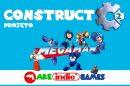 Construindo um clone do Mega Man no Construct 2