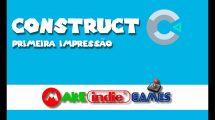 Primeira impressão sobre o Construct 3