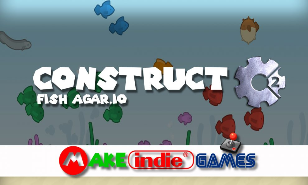 Fish Game: Construindo um jogo estilo agar.io no Construct 2