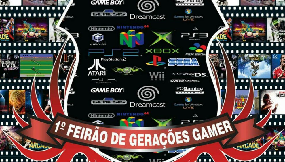 1º Feirão de Gerações Games