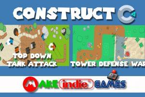Construct 3 - Crie jogos de maneira prática, fácil e dinâmica