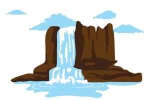 Como construir uma cachoeira no Construct 2