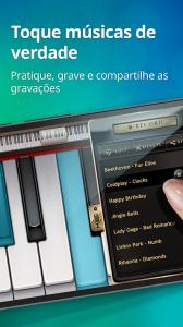Piano - Musicas, canções e jogos para teclado