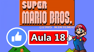 GAMEMAKER – CRIANDO O JOGO DO SUPER MARIO BROS #AULA18