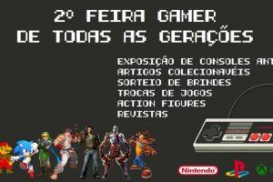 2º Feira Gamer de todas as gerações