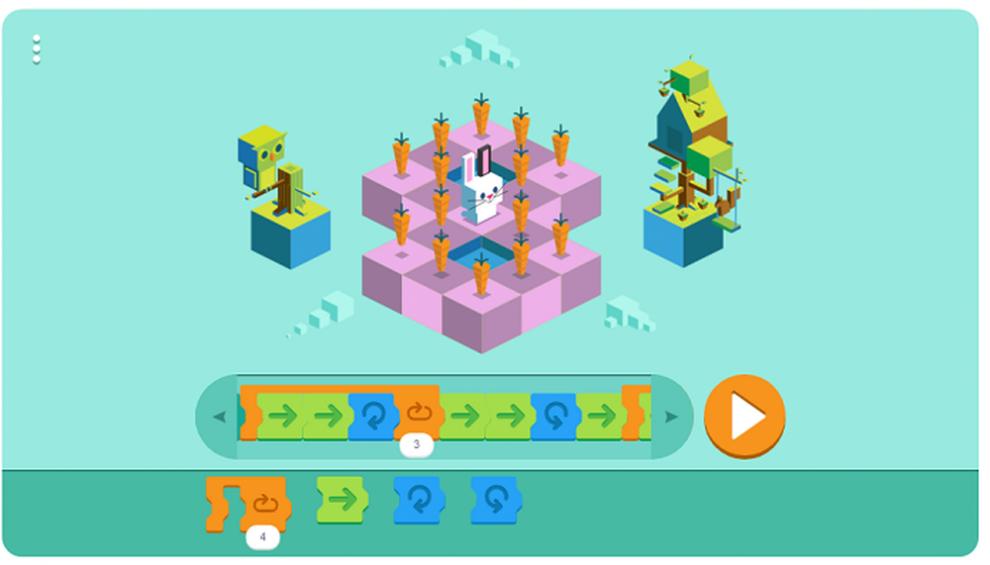 Block Games - Programação para crianças