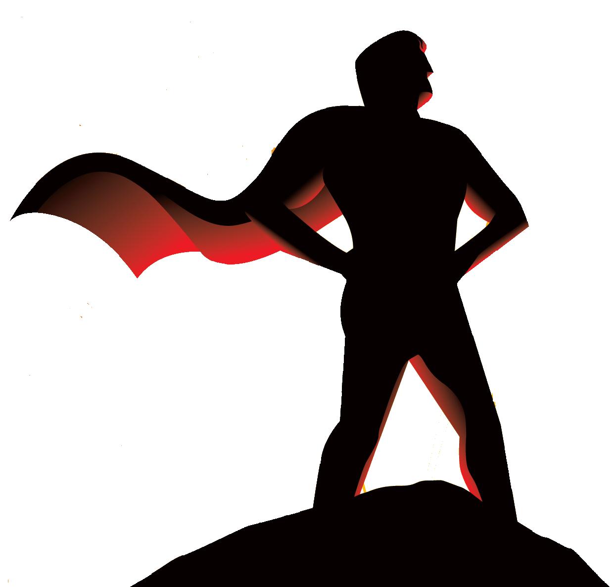 Como criar um personagem herói