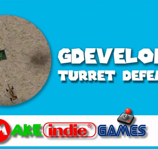 GDevelop Turret defender
