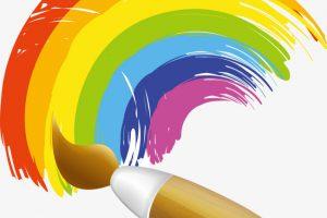 Como criar um pincel com efeito arco íris no Construct 2